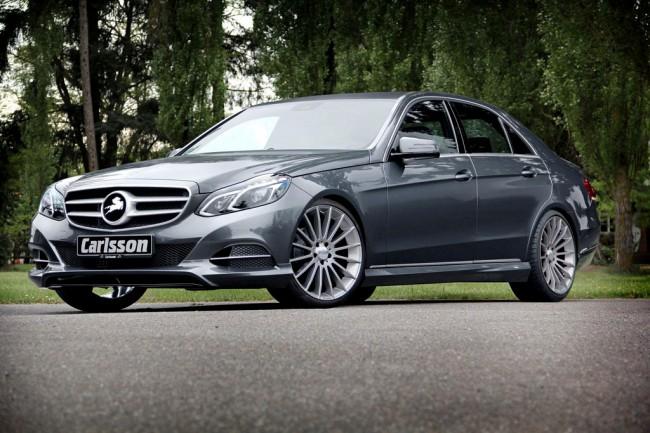 Mercedes-Benz E-Class от Carlsson