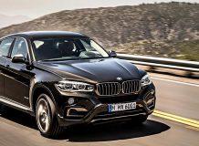 Новый BMW X6 (F16)