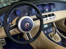 Фото салона Alpina V8 Roadster