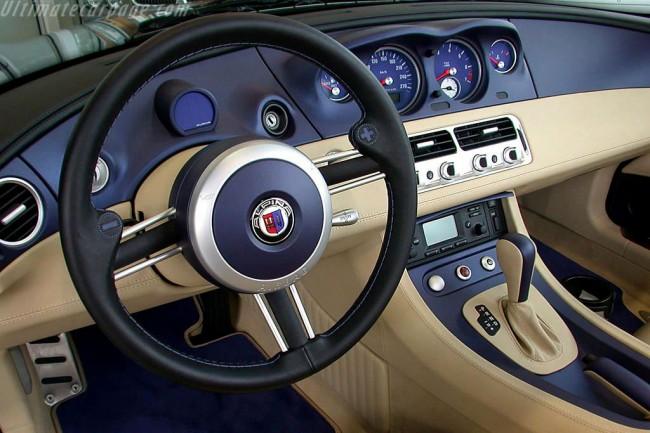 Салон Альпина Родстер V8