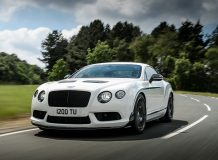 Bentley Continental GT3-R фото