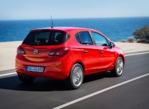 Новый Opel Corsa 2017 фото