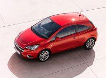 Новый Opel Corsa E фото
