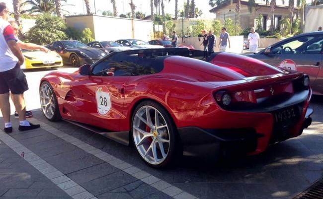 Феррари F12 TRS