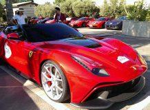 Фото эксклюзивного Ferrari F12 TRS