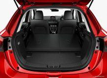 Багажник новой Mazda 2