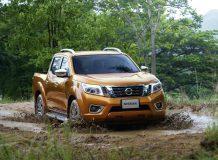 Новый Nissan Navara 3 фото