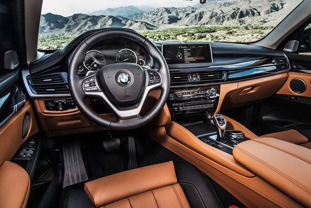 BMW X6 (F16)