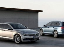 Новый Volkswagen Passat B8