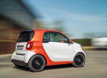 Новый Smart ForTwo III фото