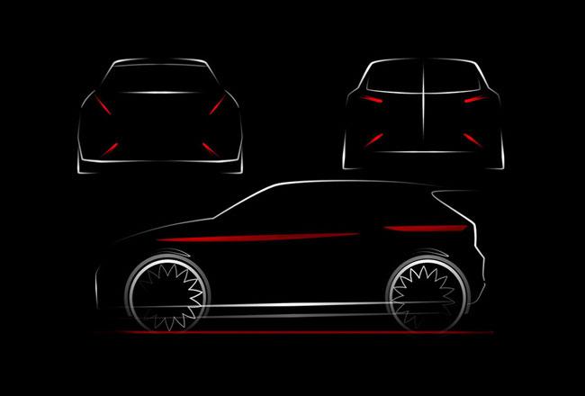 Скетч будущего Seat Ibiza 5