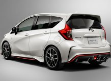 Nissan Note Nismo S фото