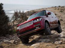 Обновленный Range Rover 2015