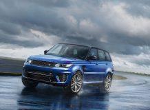Range Rover Sport SVR фото