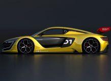 Рено RS 01 фото