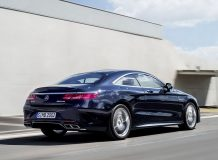 Mercedes-Benz S65 AMG Coupe фото