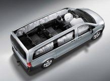 Интерьер Mercedes-Benz Vito III фото