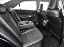 Интерьер Toyota Camry в кузове V50
