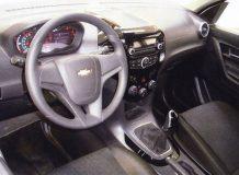 Салон Chevrolet Niva 2 фото