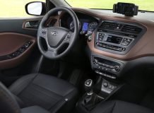 Фото салона Hyundai i20 II