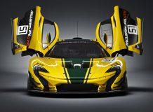 Гиперкар McLaren P1 GT-R