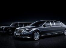 Mercedes-Maybach Pullman фото