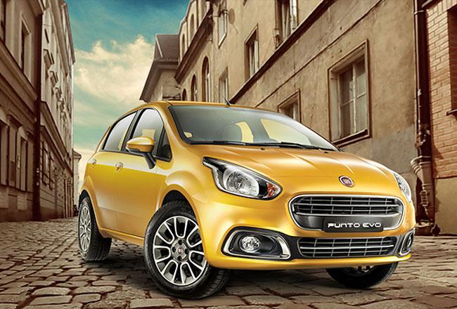 Обновленный Fiat Punto Evo