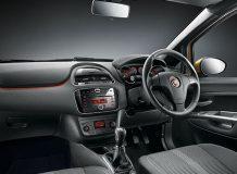 Фото салона Fiat Punto Evo
