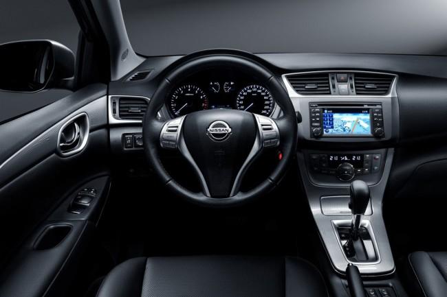 Новый Nissan Sentra B17