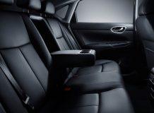 Интерьер Nissan Sentra B17
