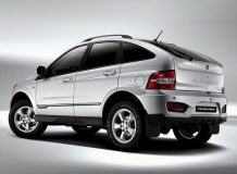 SsangYong Nomad фото