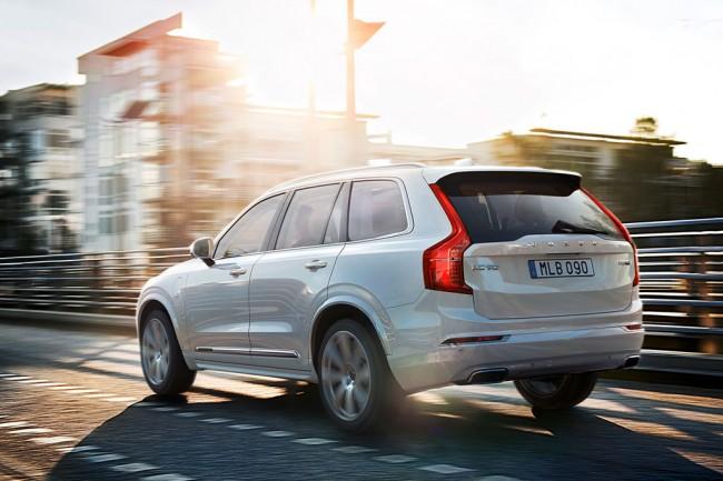 Новый Volvo XC90 II