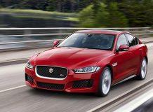 Новый Jaguar XE