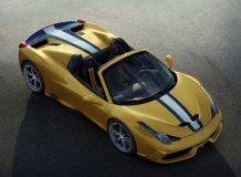 Ferrari 458 Speciale A фото