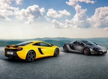 McLaren 625C фото