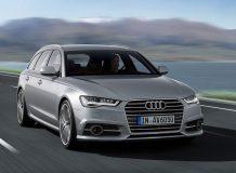 Audi A6 Avant 2015 года