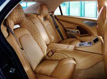 Интерьер Aston Martin Lagonda Taraf