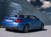 BMW M235i Convertible фото