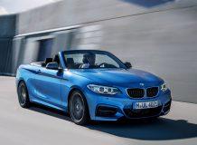 Фото BMW 2-Series кабриолет 2016