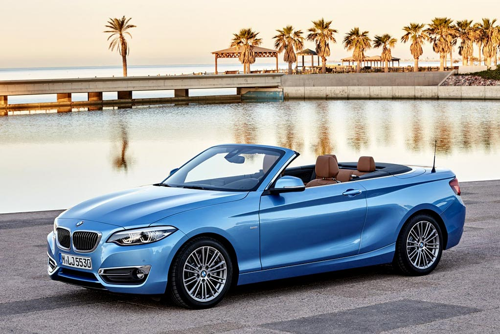 BMW 2-Series Convertible (F23)