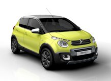 Citroen C1 Urban Ride фото