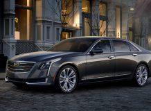 Фото нового Cadillac CT6