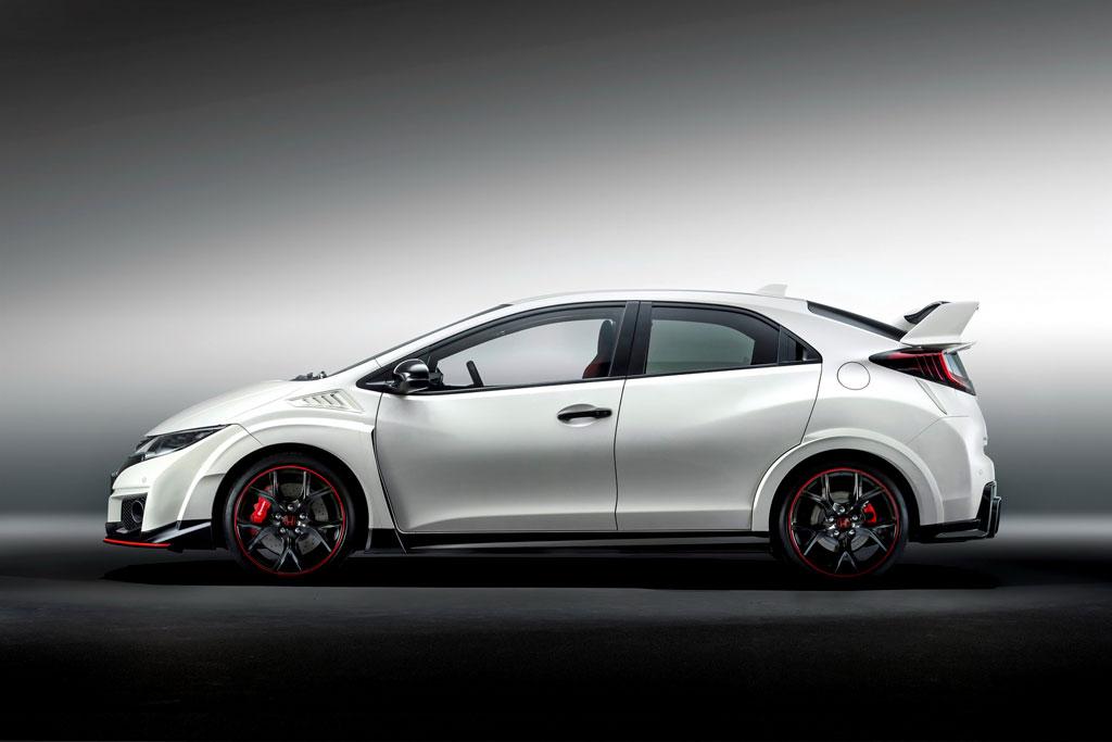Фото новой Хонда Тайп Р 2015