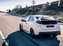 Фото Honda Civic Type R 2016