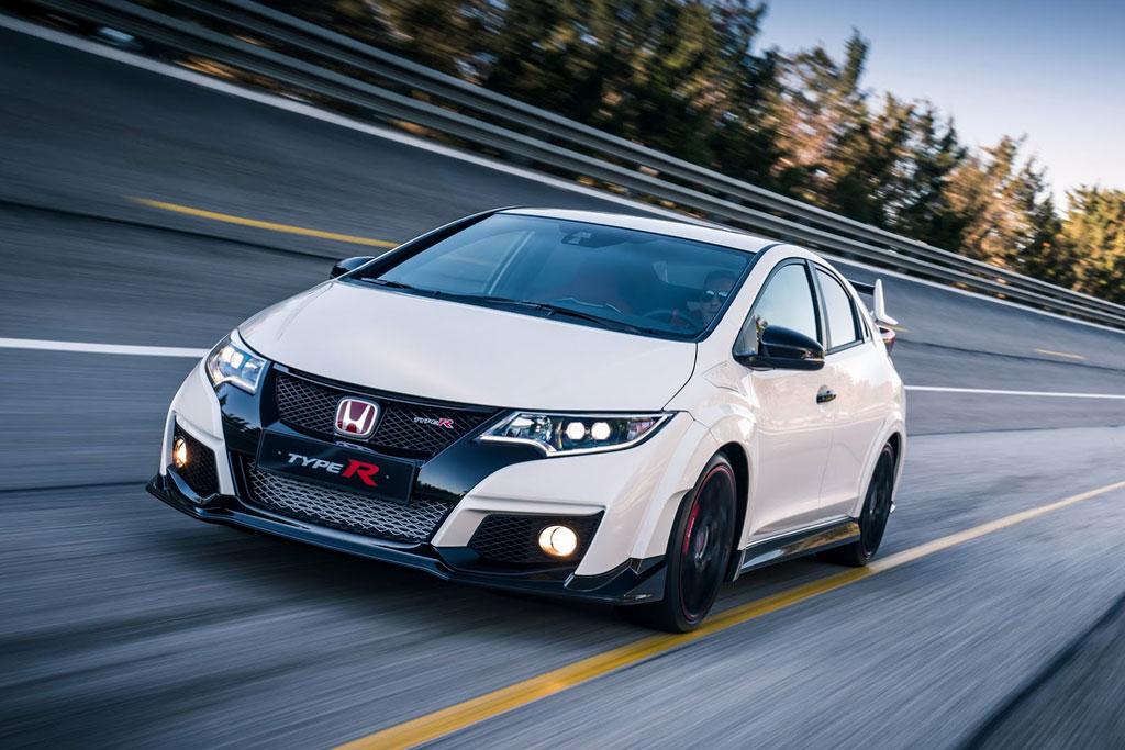 Хонда Цивик Type R новый кузов
