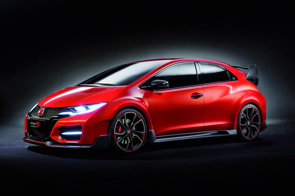 Honda Civic Rype R Concept