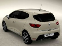 Renault Clio Initiale Paris фото