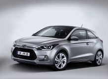 Hyundai i20 Coupe фото