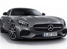 Mercedes-AMG GT Edition 1 фото