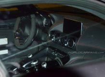 Интерьер AMG GT Edition 1